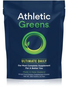 Athletic Greens product